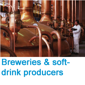 Breweries and Softdrink producers