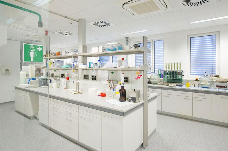 Laboratorium meubilair