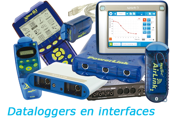 Interfaces en Dataloggers