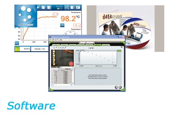 Pasco software
